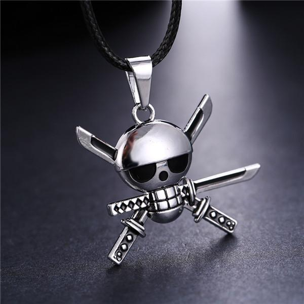 Roronoa Zoro Necklace - AnimePond