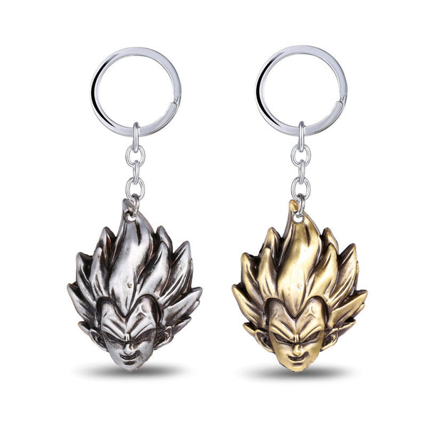Dragon Ball Z Keychain Son Goku Saiyan 3D - AnimePond
