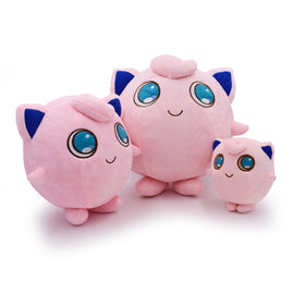 Life Size Pokemon Plush Jigglypuff - 3 sizes