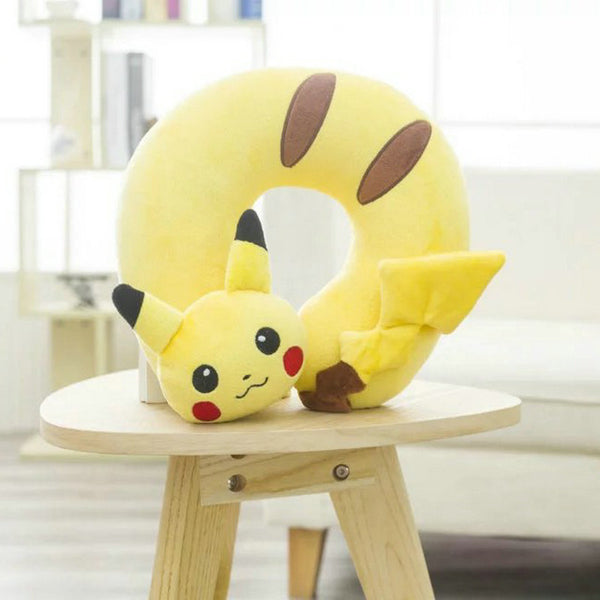 Pikachu Neck Pillow - Travel Neck Pillow