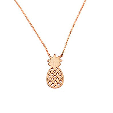 Pineapple Necklace - www.hitide808.com