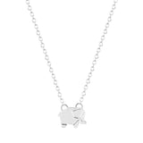 Elephant Origami Necklace - www.hitide808.com