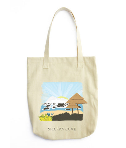 Sharks Cove Tote Bag - www.hitide808.com