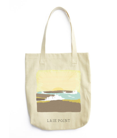 Lāʻie Point Tote Bag - www.hitide808.com