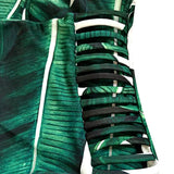 Banana Leaf One Piece - www.hitide808.com