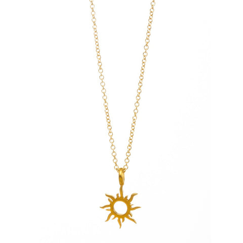 Summer Sun Necklace - www.hitide808.com