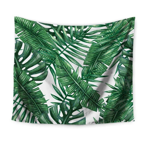 Emerald Forest Tapestry - www.hitide808.com