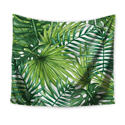 Palm Paradise Tapestry - www.hitide808.com