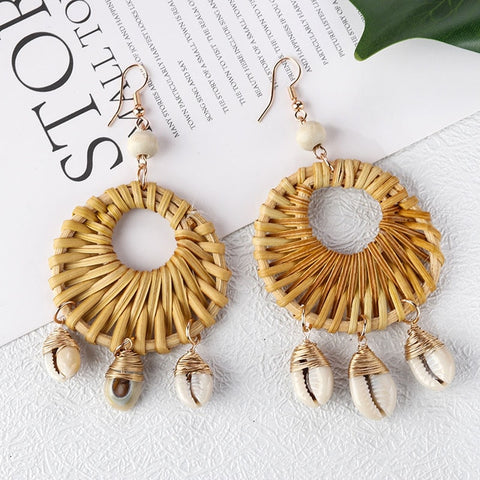 Calliope Boho Earrings - www.hitide808.com