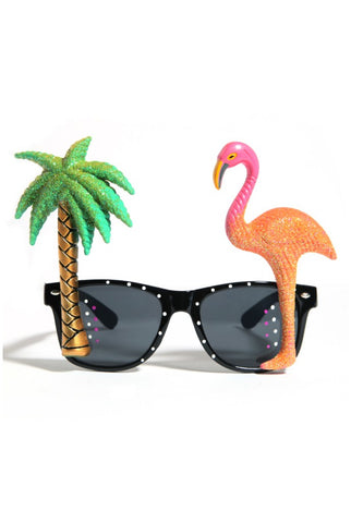 Flamingo Summer Sunglasses - www.hitide808.com