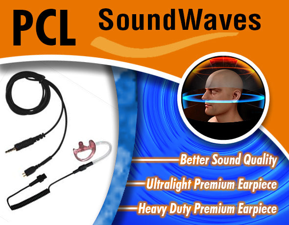 PCL Soundwaves Earpiece