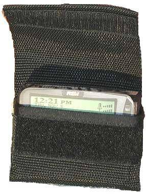 Raine 052HL, Horizontal Pager Case with Belt Loop - The Earphone Guy