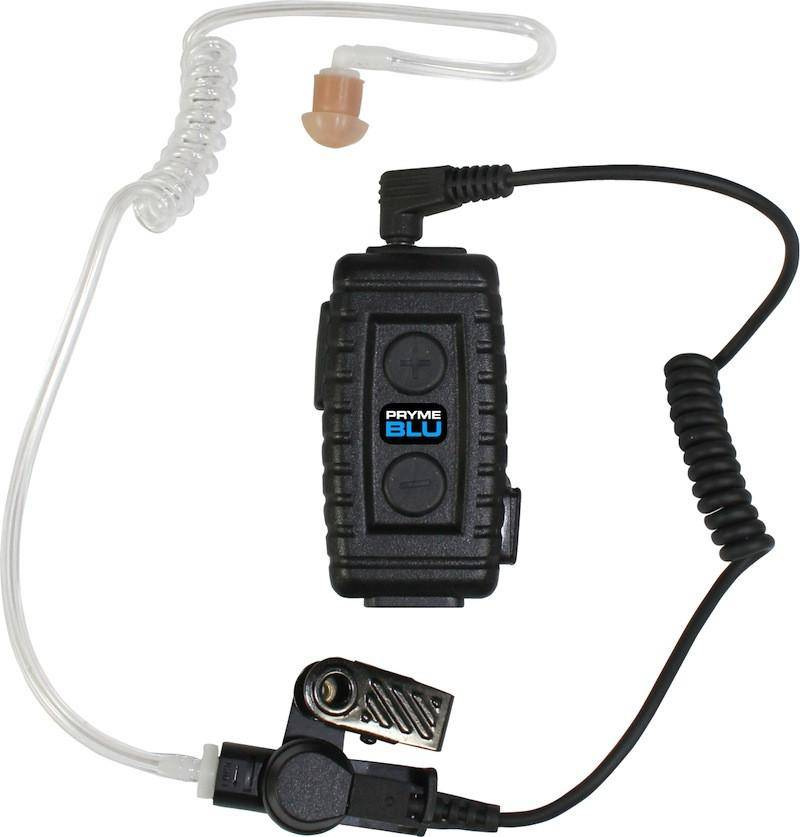 Pryme BT-LMIC Bluetooth Lapel Microphone - Earphone Guy LLC
