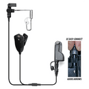 EP4034EC Cougar Professional 2-Wire Kit w/Quick Release fits Motorola APX/TRBO - Earphone Guy LLC