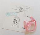 Semi-Custom Flexible Open Ear Insert (Semi Custom Ear Mold) 100 Pack - SALE! - The Earphone Guy