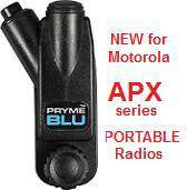 Pryme BT-583APX, Bluetooth Adapter for Motorola TRBO and APX - Earphone Guy LLC