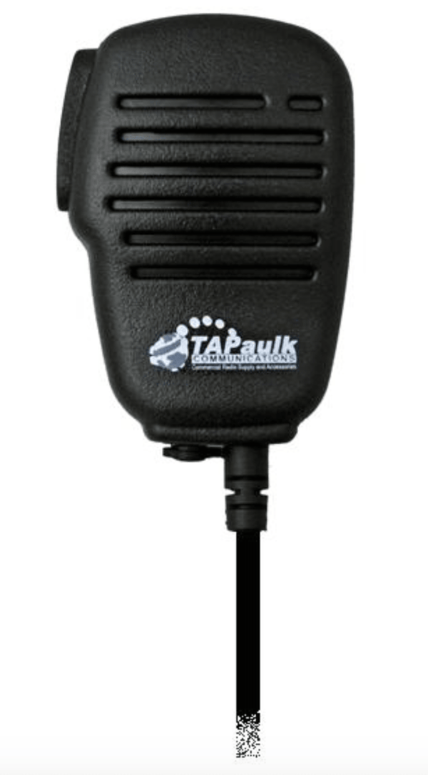 TAPaulk Light Duty Compact Remote Speaker Mic fits Kenwood - The Earphone Guy