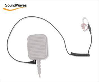 PCL Soundwaves Ultralight Premium Earpiece All in One 2.5mm - Earphone Guy LLC