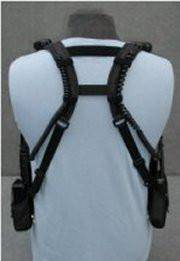 USH-300D, ( USH300 ) Universal Shoulder Holster (Double)