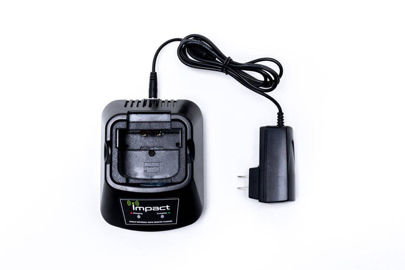AC-1 V3 Impact Universal Single Rapid Desktop Charger - The Earphone Guy
