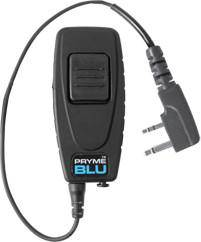 Pryme BT-500IL, Bluetooth Adapter for Icom Two-pin Radios - The Earphone Guy