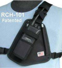 RCH-101 Radio Chest Harness - Earphone Guy LLC