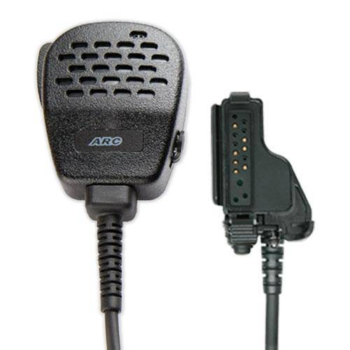 ARC S11045 Heavy Duty Speaker Microphone fit Motorola XTS / Jedi - The Earphone Guy