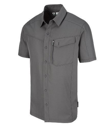 Campo Men's Short Sleeve Casual Shirt
