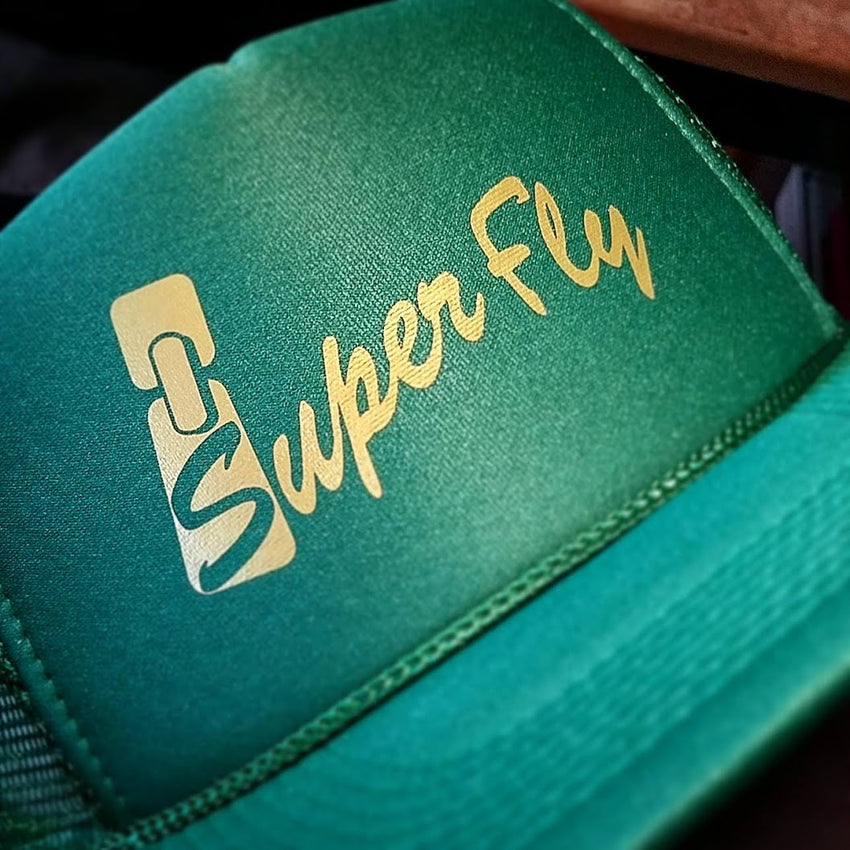 Super Fly Trucker Hat