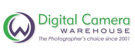 Digital Camera Warehouse Logo