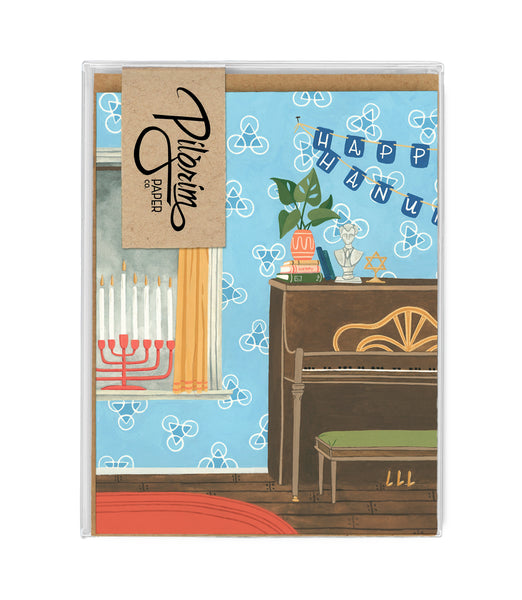 Hanukkah House Card Pack
