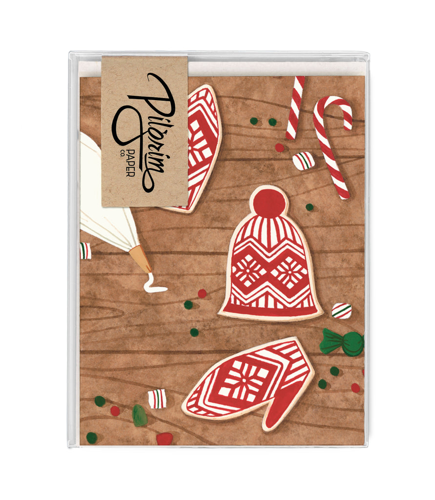 Holiday Bake Card Pack