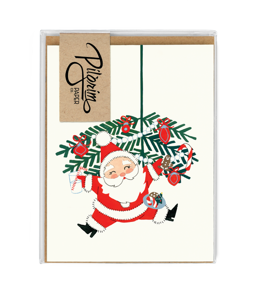 Tiny Santa Card Pack