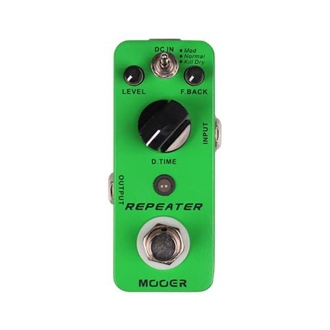 Repeater ( Mod / Normal / Kill Dry) - Mooer