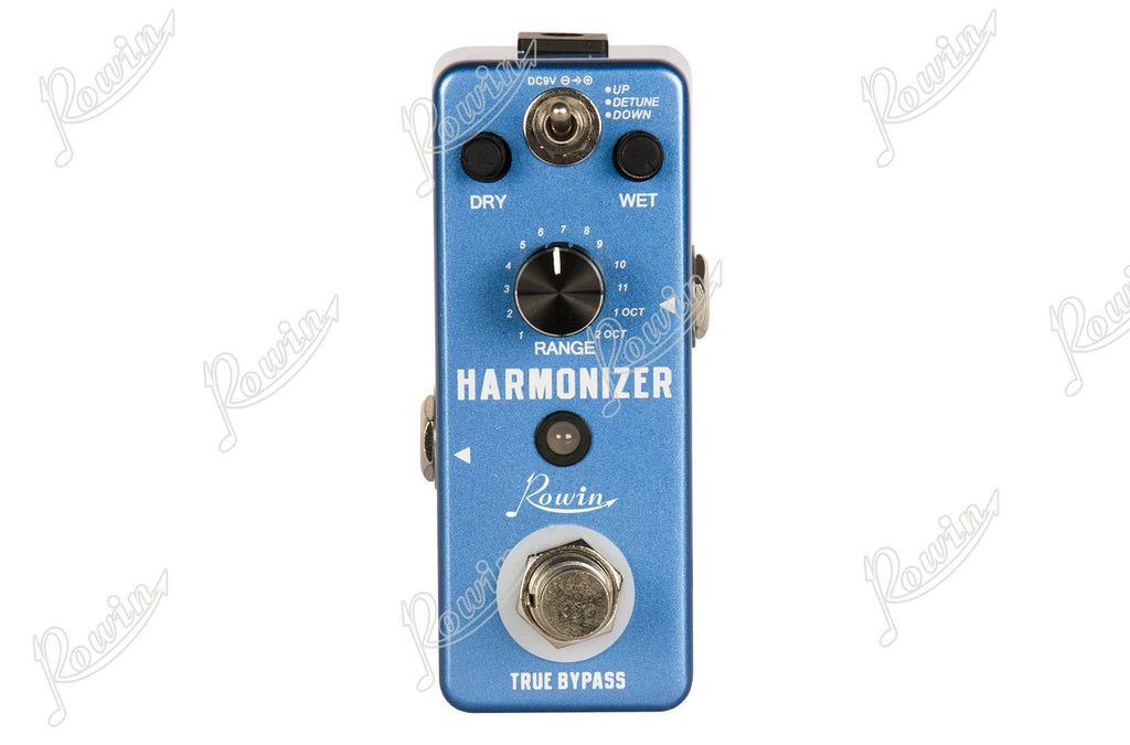 Harmonizer (Harmonizador Pitch Shifter) Rowin Mini