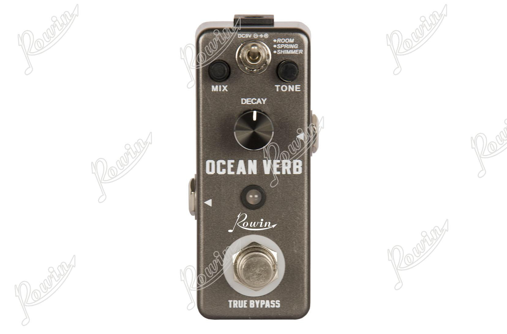 Ocean Verb (Reverb 3 mods) Rowin Mini