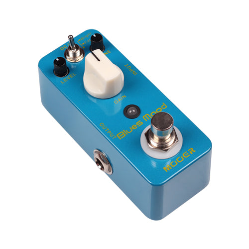 Blues Mood (Overdrive) - Mooer  (ETIQUETA VERDE ✅)