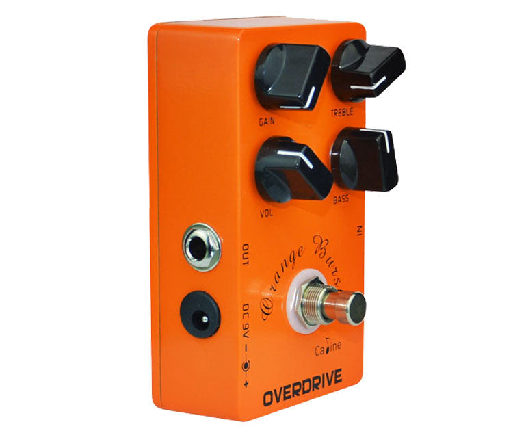 Cp-18 Orange Burst ( BB Preamp Overdrive) Caline