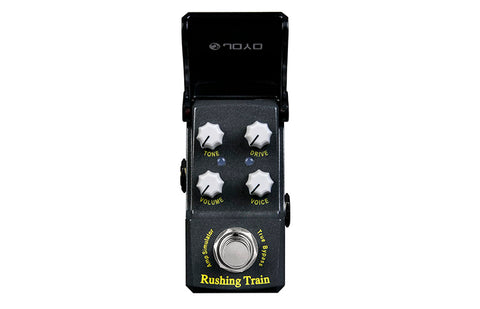 Rushing Train (Preamp emulador VOX)