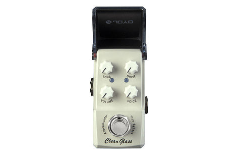 Clean Glass (Preamp Emulador Fender) Joyo Ironman