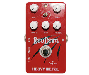 Cp-30 Red Devil (Heavy Metal Distor) Caline