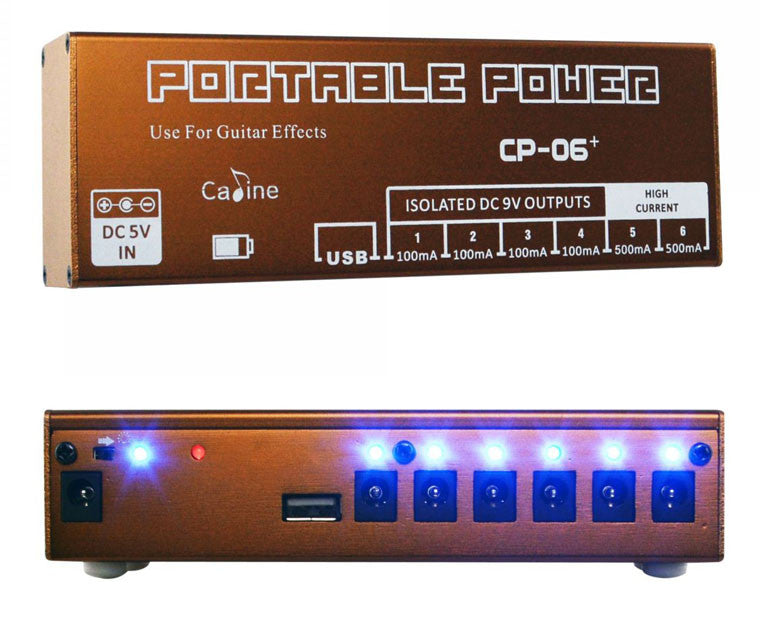 CP-06+ Portable Power Supply Caline