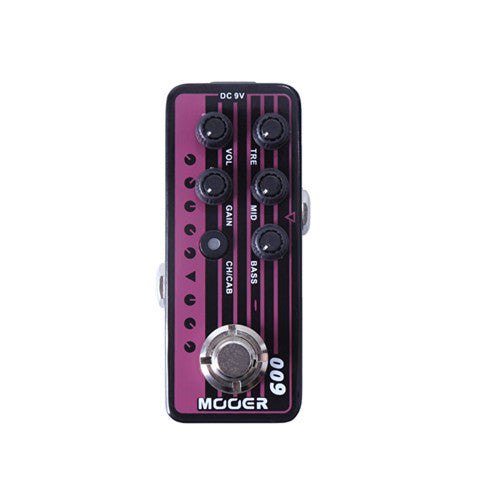 Blacknight (Preamp  Engl Blackmore ) - Mooer