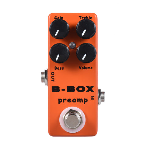 B-BOX (Preamp/ Overdrive) - Mosky