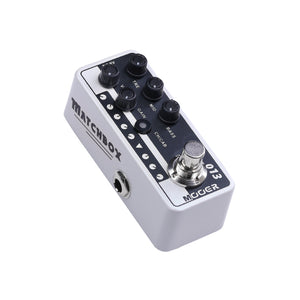 013 Matchbox (Preamp Matchless C30) - Mooer