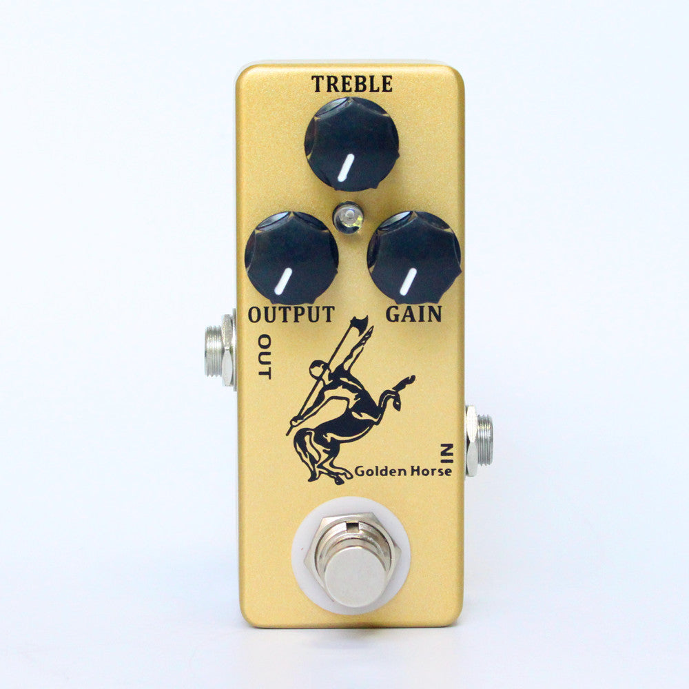 Golden Horse (Overdrive/Boost) - Mosky
