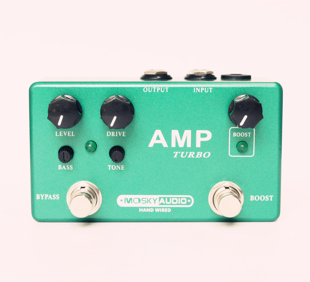 Amp Turbo (Overdrive/Boost) - Mosky