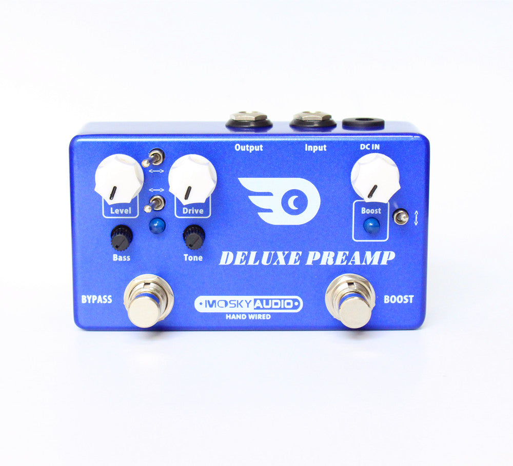 Deluxe Preamp (Overdrive/Boost) - mosky