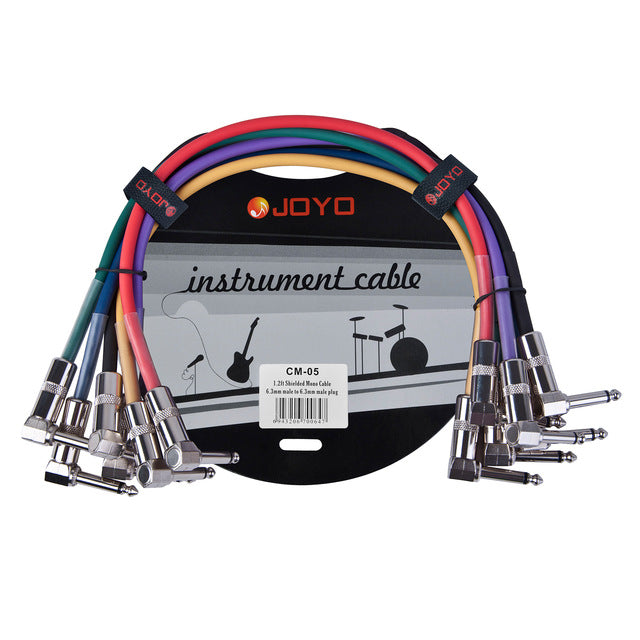 Cable Patcheo 35cm  (Pack 6pzs) Joyo