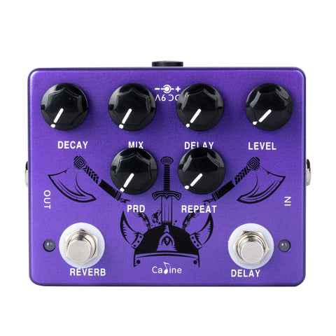 Cp-80 Purple (Reverb / Delay) - Caline